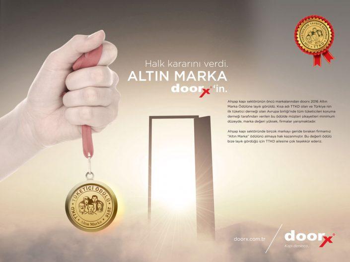 Reklam Tasarımı - DoorX