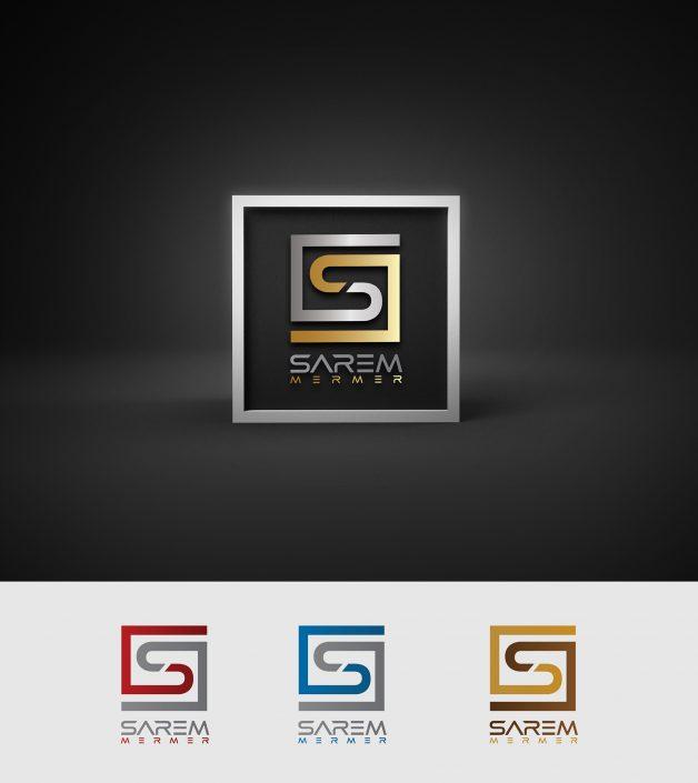 Logo Tasarımı - Sarem Mermer